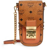 MCM Mini Patricia Visetos Cross-Body Bag