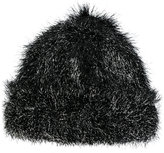 Federica Moretti Tinsel beanie - women - Acrylic/Viscose/Virgin Wool/Polyimide - One Size