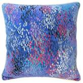 Blissliving Home Culturas Throw Pillow in Blue