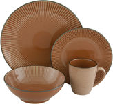 Asstd National Brand Sango Corona 16-pc. Reactive Glaze Dinnerware Set