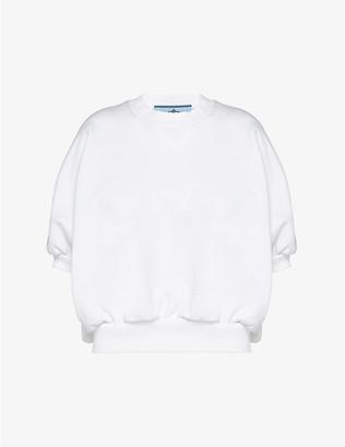 Prada Short-sleeve cotton T-shirt