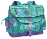 Bixbee Hope Peace Love Backpack