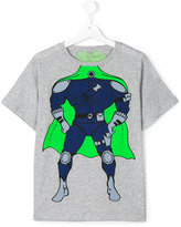 Stella McCartney super hero print T-shirt - kids - Cotton - 14 yrs