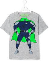 Stella McCartney super hero print T-shirt