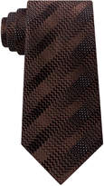 Sean John Men's Herringbone Stripe Silk Tie