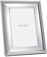 "Christofle Perles 5.125"" x 7"" Frame"