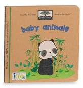 Bed Bath & Beyond Green Start Baby Animals Board Book