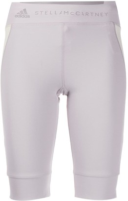 adidas by Stella McCartney Panelled Running Shorts