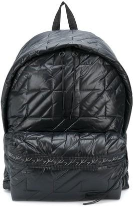 Eastpak Puffa padded backpack