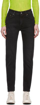 Acne Studios Black Bla Konst Melk Jeans