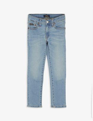 Ralph Lauren Eldridge cotton jeans 2-16 years