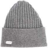 Philipp Plein ribbed knit beanie