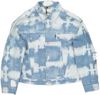 Levi's Made & Crafted Blue Cotton Jacket for Women