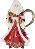 Fitz & Floyd Yuletide Holiday 65 Oz. Pitcher