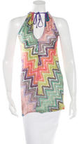 Missoni Sleeveless Knit coverup