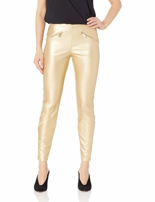 Armani Exchange A|X Women's Moto Leggings