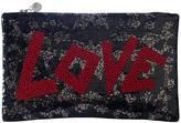 Forest of Chintz Jungle Love Clutch Bag