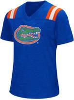 Colosseum Girls' Florida Gators Rugby T-Shirt