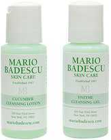 Mario Badescu Premier Enzyme Cleansing Gel & Cucumber Cleansing Lotion Duo 2x30ml