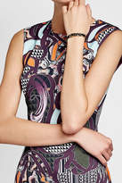 Versace Leather Bracelet