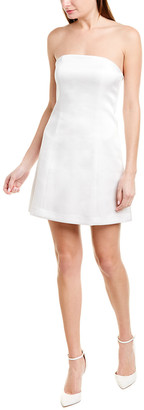 Alice + Olivia Matira Structured Mini Dress