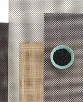 Chilewich Basketweave Square Woven Vinyl Placemat