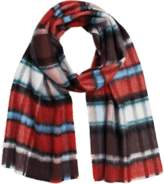 Burberry Mohair Check Scarf