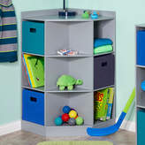 Riverridge Kids RiverRidge Kids Cubby Corner Storage Cabinet