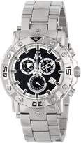 Jivago Men's JV9120 Titan Chronograph Watch