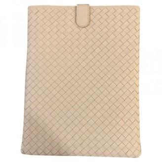 Bottega Veneta Beige Leather Accessories