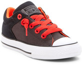 Converse Chuck Taylor High Street Slip Black Sneaker (Little Kid & Big Kid)