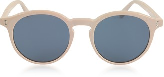 Stella McCartney SC0069S Round Acetate Men's Sunglasses