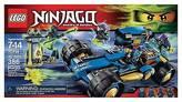Lego ; Ninjago Jay Walker One 70731