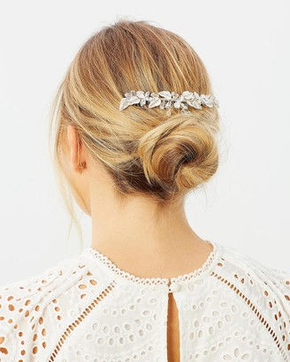 Ivory Knot Nelly Hair Comb