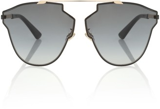 Christian Dior So Real Fast metal sunglasses