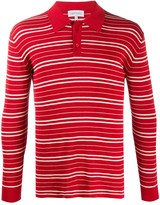 Odyssee Meadow striped jumper