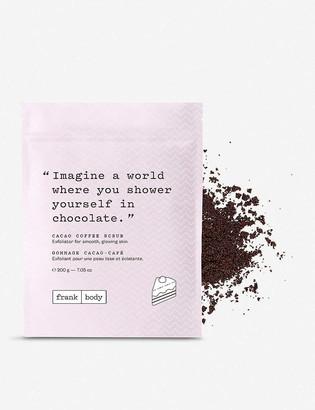 Frank Cacao Coffee Scrub 200g