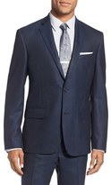 Nordstrom Men's Trim Fit Solid Wool Sport Coat
