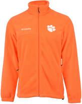 Columbia Men's Clemson Tigers Flanker Full-Zip Jacket