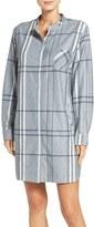 DKNY Women's Fleece Sleep Shirt