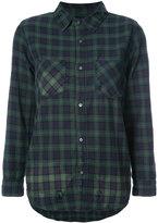 NSF plaid shirt