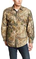 Carhartt Men's Wexford Rain Defender Camo Shirt Jacket