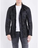 Belstaff Mens Black Roadmaster Waxed Cotton Jacket