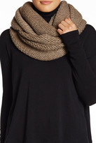 Portolano Oversize Knit Infinity Scarf
