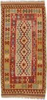 Ecarpetgallery Hand-woven Anatolian Kilim Geometric 3' x 6' 100% Wool area rug