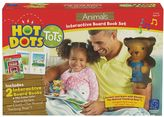 Educational Insights Hot Dots Tots Animals Interactive Board Book Set with Elliott Pen
