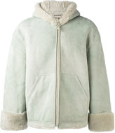 Yeezy season 4 short shearling jacket - unisex - Sheep Skin/Shearling/Lamb Fur - S