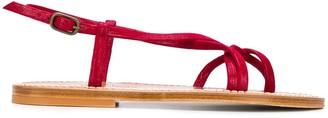 K. Jacques Majorca sandals