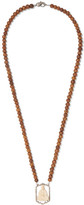 Loree Rodkin 18-karat White Gold Multi-stone Necklace - one size