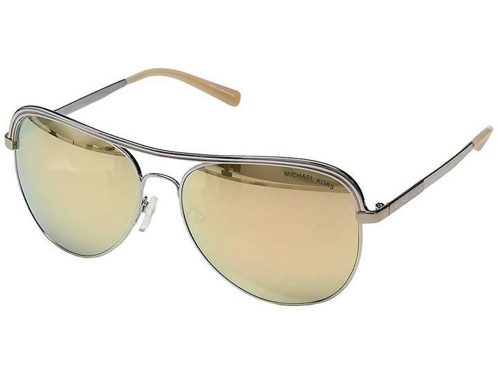 85d64d8389 Women s Michael Kors Aviator Sunglasses - ShopStyle